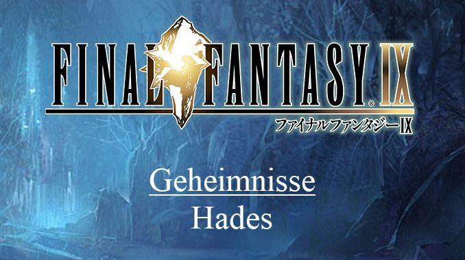 FFIX Hades