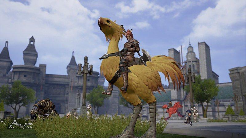Final Fantasy Xi Ein Blick In Die Zukunft
