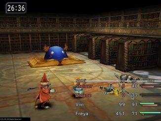 Final Fantasy IX: Geheimnisse - Geheimer Gegner Alexandrikon 4