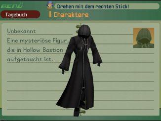 Kingdom Hearts 1.5 - Geheimer Gegner: Der Unbekannte 7