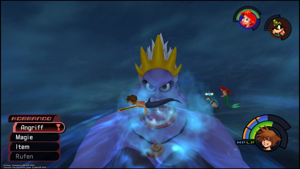 Kingdom Hearts 1.5 – Lösungsweg Teil 7 6