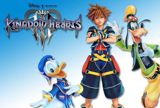 Kingdom hearts release date in Perth