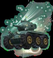 FFXIV-Zwergenpanzer