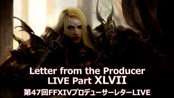 FFXIV: Zusammenfassung des 47  Brief des Produzenten live (Fan