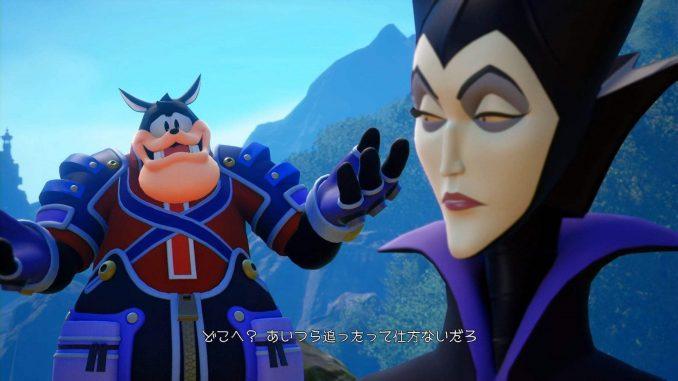 Kingdom Hearts 3 screenshots 100 Morgenwald (25)