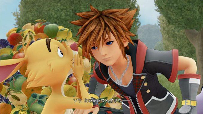 Kingdom Hearts 3 screenshots 100 Morgenwald (28)