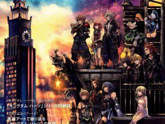 Kingdom Hearts 3 perfect book (1)
