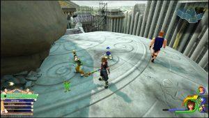 Kingdom Hearts 3 Herc Statue 5