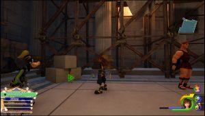 Kingdom Hearts 3 Herc Statue 3