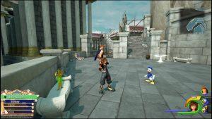 Kingdom Hearts 3 Herc Statue 2
