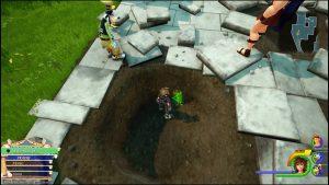Kingdom Hearts 3 Herc Statue 1