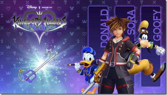 Kingdom Hearts Union X Nun Auch Für Amazon Geräte Erhältlich Das