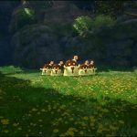 Kingdom Hearts 3 Dessert Herzloser Orange 2