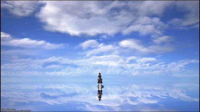 Kingdom Hearts 3 Intro 1