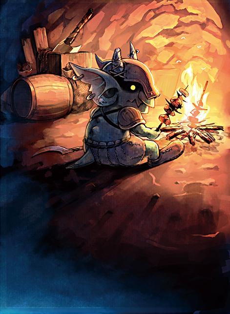 FFTCG - Goblin Artwork