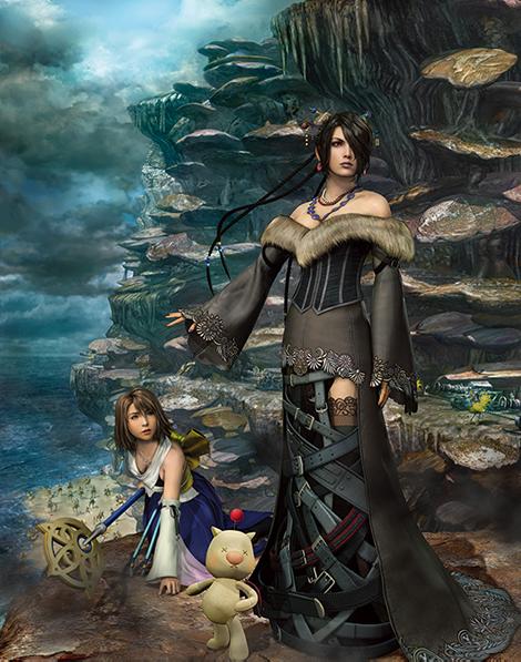 Final Fantasy X - Lulu & Yuna