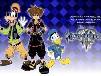 Kingdom Hearts: neues Charakterbuch für die Romanreihe erschienen 9