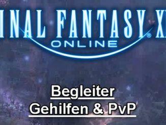 FFXIV: Begleiter - Gehilfen & PvP 21