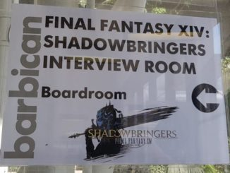 FFXIV: Media Event in London - Interview 6