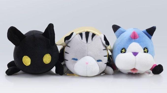 Kingdom Hearts Plushies