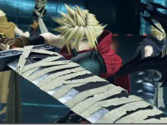 Dissidia Final Fantasy NT Kingdom Hearts Cloud
