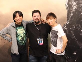 Gamescom 2019: Unser Interview mit Naoki Yoshida und Banri Oda (FFXIV) + ÜBERRASCHUNG! 2