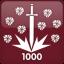 1.000 Siege