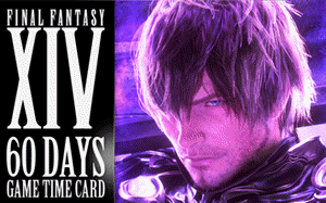 FFXIV Game Time Card
