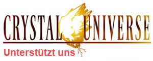 Crystal Universe Untersützt uns