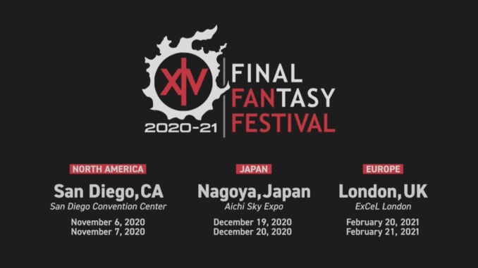 Fanfest 2020/2021 Termine