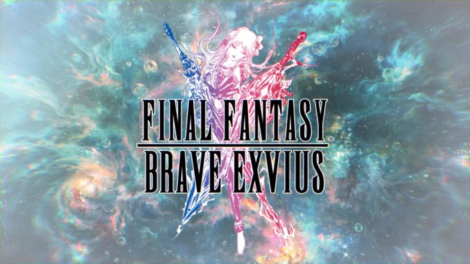 Final Fantasy Brave Exvius Trailer Season 3 Global