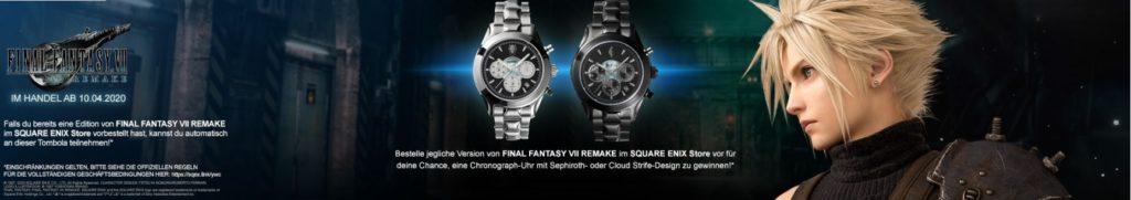 FFVIIR Uhren Gewinnspiel