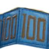 Blaue Kisten