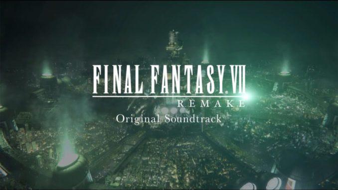 FFVII Remake Soundtrack