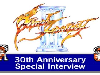 Final Fantasy 3: Besondere Interviewreihe