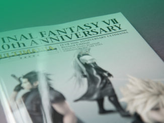 Final Fantasy VII: Neue Ultimania-Ausgabe