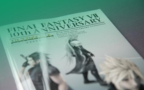 Final Fantasy VII: Neue Ultimania-Ausgabe