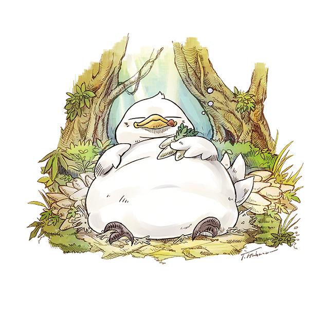 FFTCG - Fat Chocobo