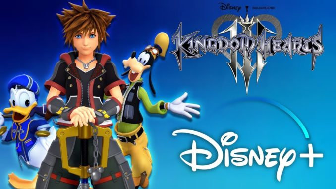 Kingdom Hearts Und Disney Plus