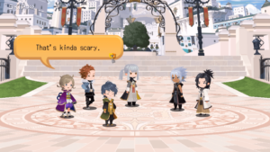 Kingdom Hearts Dark Road Story 3