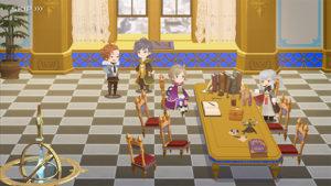 Kingdom Hearts Dark Road Gameplay 2