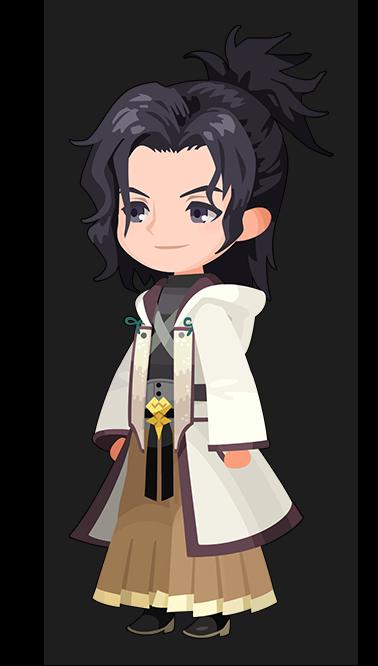 Charakter Eraqus