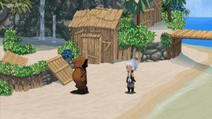 Charakter Xehanort Gameplay 1