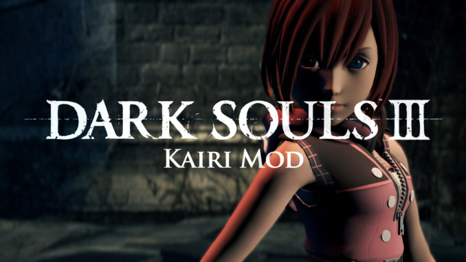 Kingdom Hearts: Gastauftritt in Dark Souls III