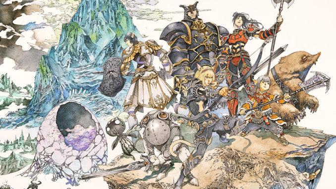 Final Fantasy XIs neue Geschichte
