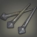 Werkstätten-Eisennägel