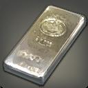 Werkstätten-Silberbarren