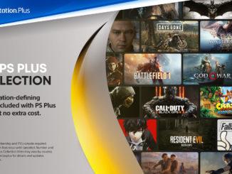 PS5-PS-Plus-Sammlung - 20 Spiele beim Start