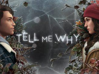Tell Me Why - Keyart