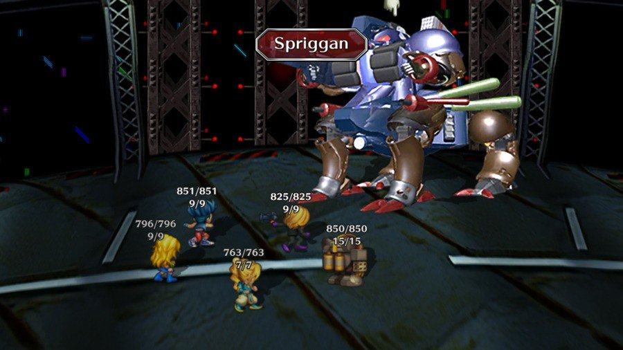 SaGa Frontier Remastered Review PC & PS4